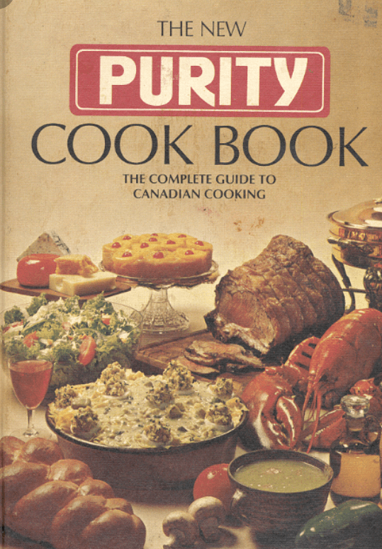 Purity Cookbook Cover