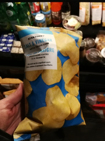 Potato Chips - Salt and Vinegar