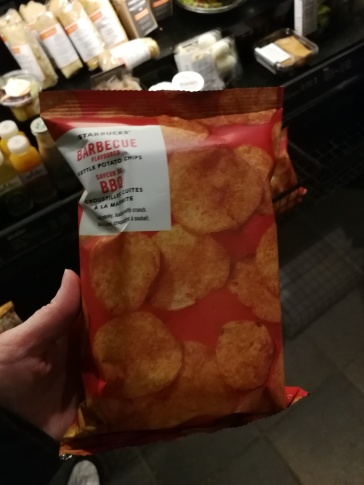 Potato Chips - Barbecue